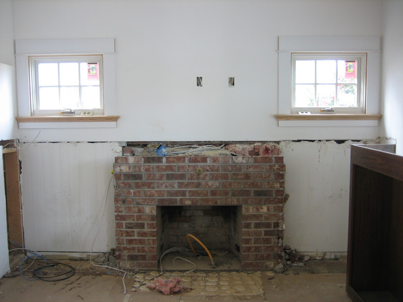 They will flank either side of the fireplace title=