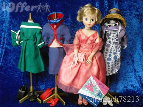 1960s Candy Fashion Doll Candy s original wardrobe