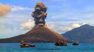 wisata Gunung krakatau