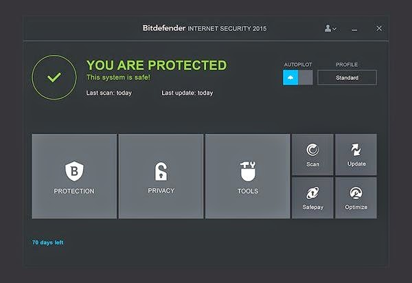 تحميل برنامج Bitdefender Internet Security 2015