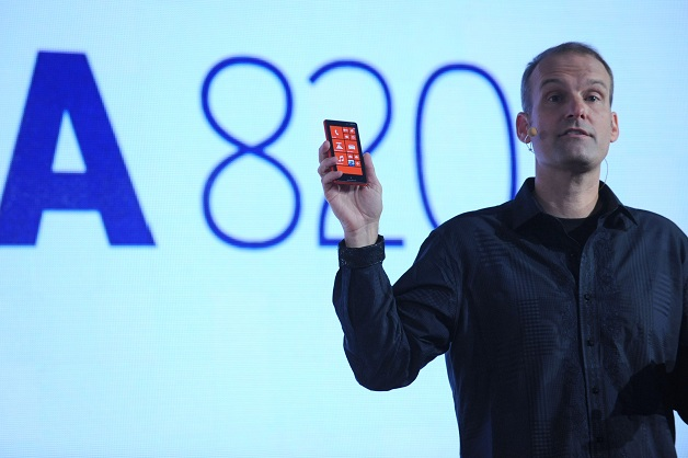 Nokia and Microsoft press conference, September 5, 2012