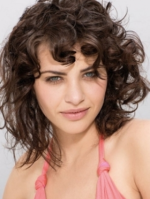 Medium Hairstyles Ideas for Fine Hair