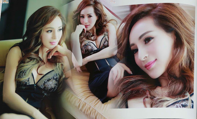 Candy Law a 50-year-old Hong Kong Model has left Netizens Stunned with her photos