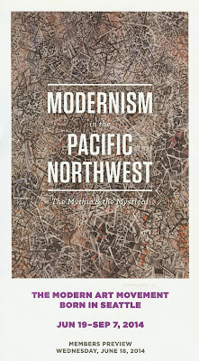 Modernism in the Pacific Northwest Brochure Cover