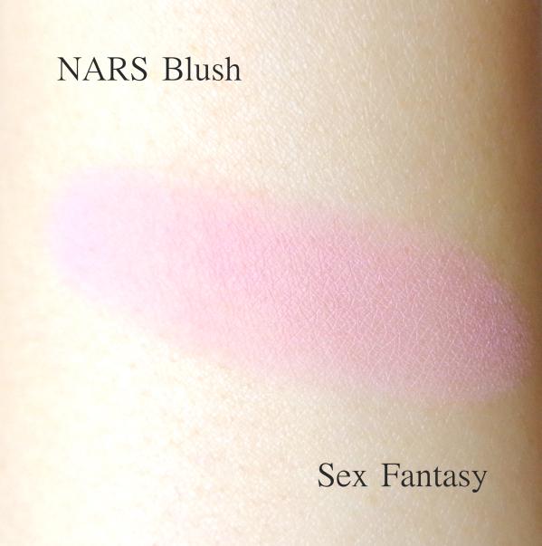 �ล�าร���หารู��า�สำหรั� NARS Blush Sex Fantasy