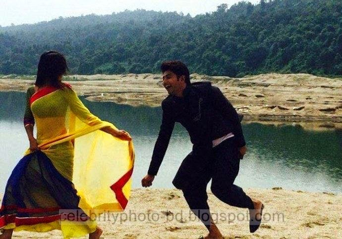 Mahiya+Mahi+and+Bappy+Chowdhury's+Some+Romantice+Hot+Photos+Latest+Collection+From+Bangla+Movie+Honeymoon+(2014)014
