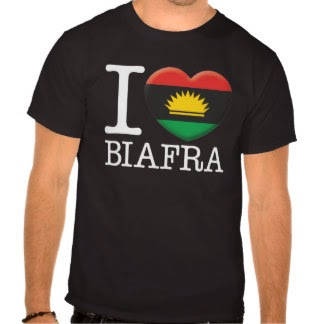 arrested biafran uniform