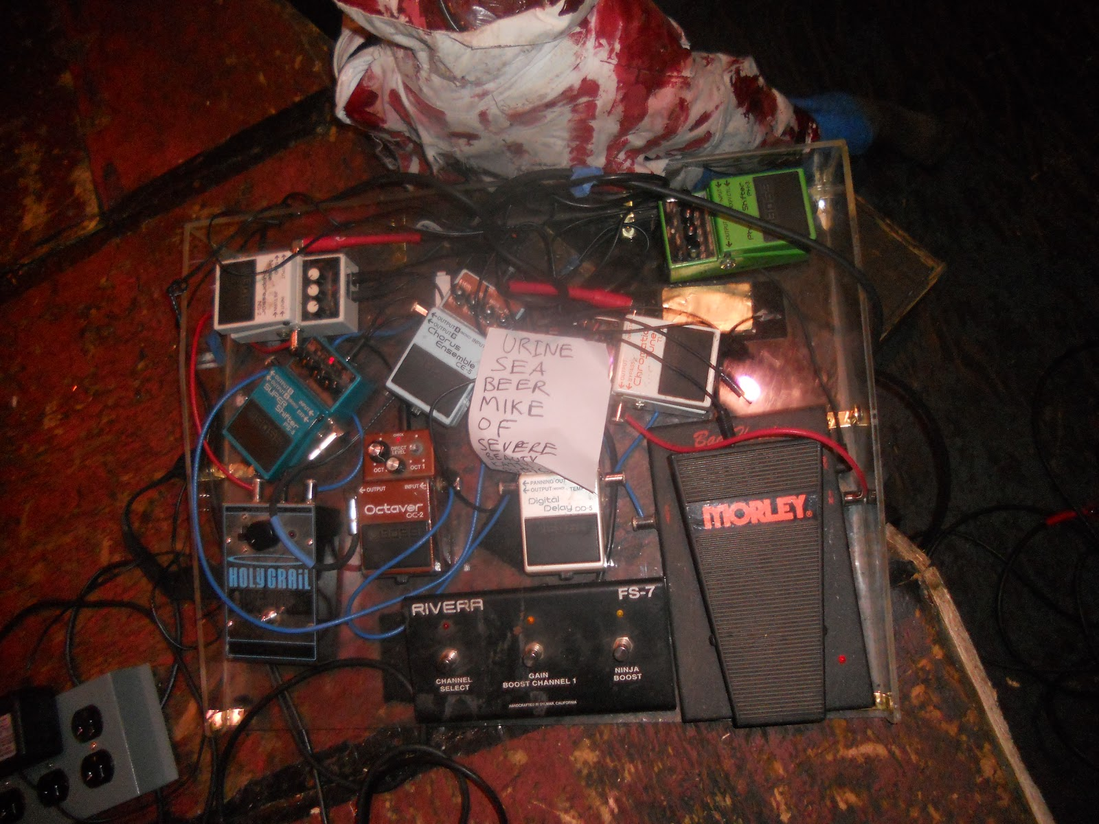 digitech xp 300 space station eric s gear page