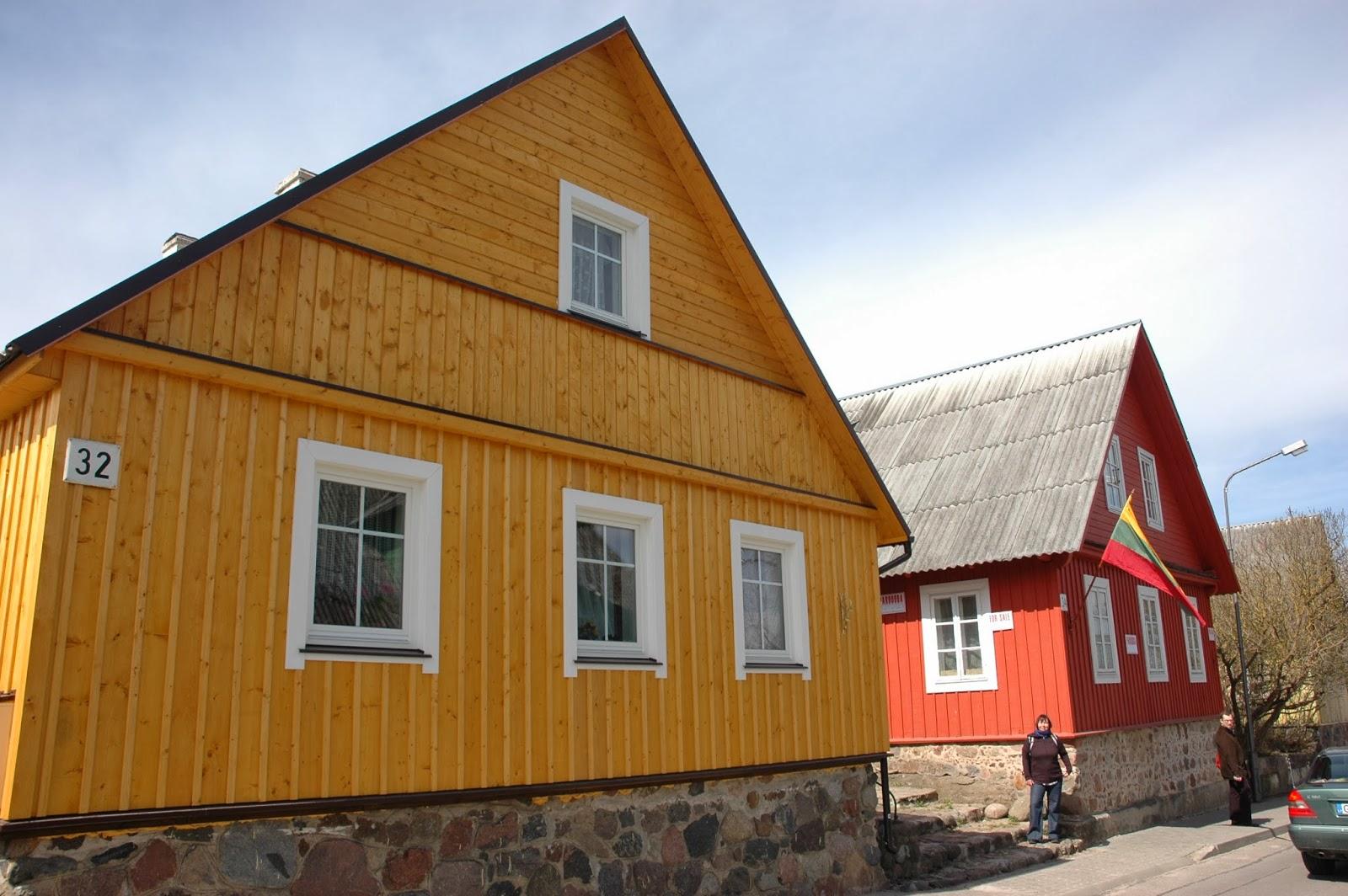 karaimskie domy