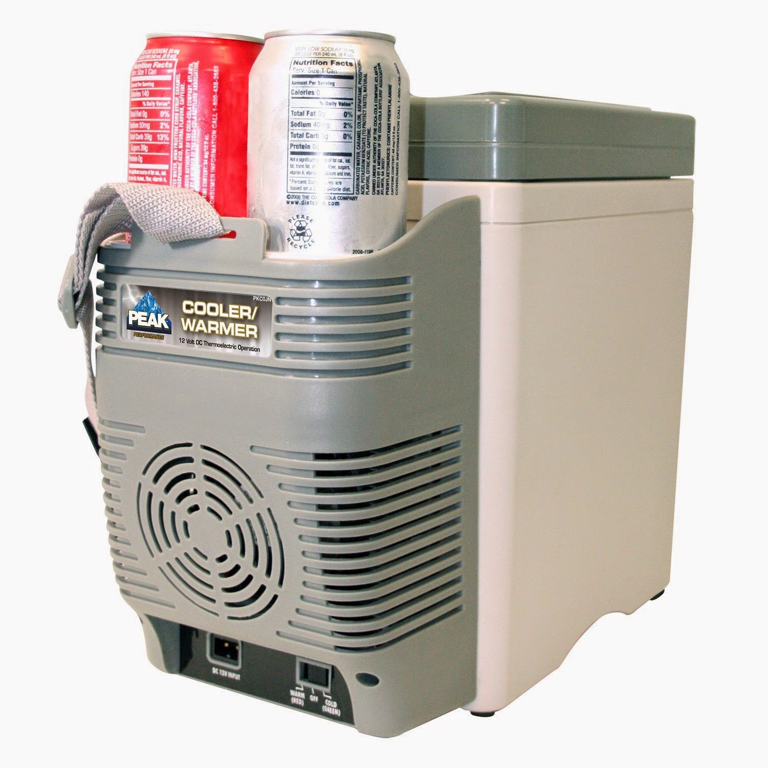 Electric Can Cooler ~ Electric cooler for car