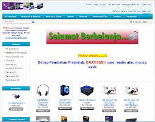 Toko Online dengan Opencart