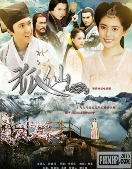 poster Hồ Tiên