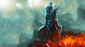 mortred phantom assassin dota 2 hero hd wallpaper