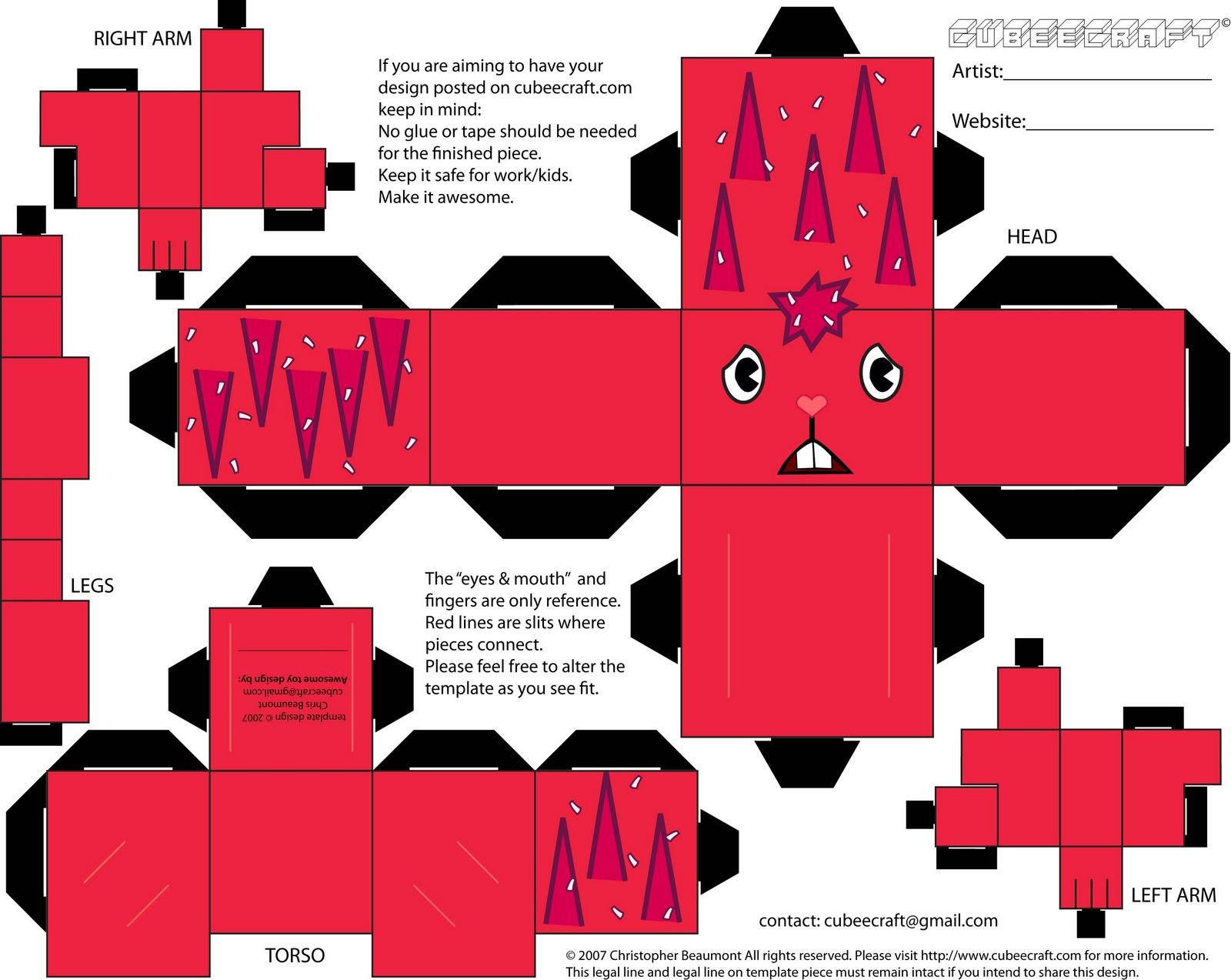 De cubeecraft y algo m s Cubeecraft