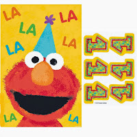 Elmo Party Game