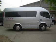 mitsubishi Micro bus FE 71 BC 4 BAN