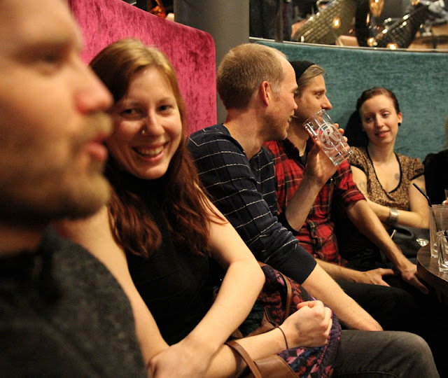 Vegansk Julefestival 2015 After Party