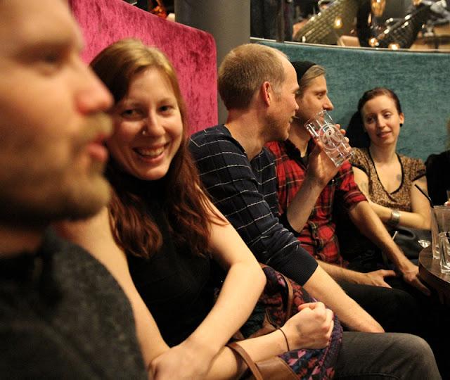 Vegansk Julefestival 2015 After Party