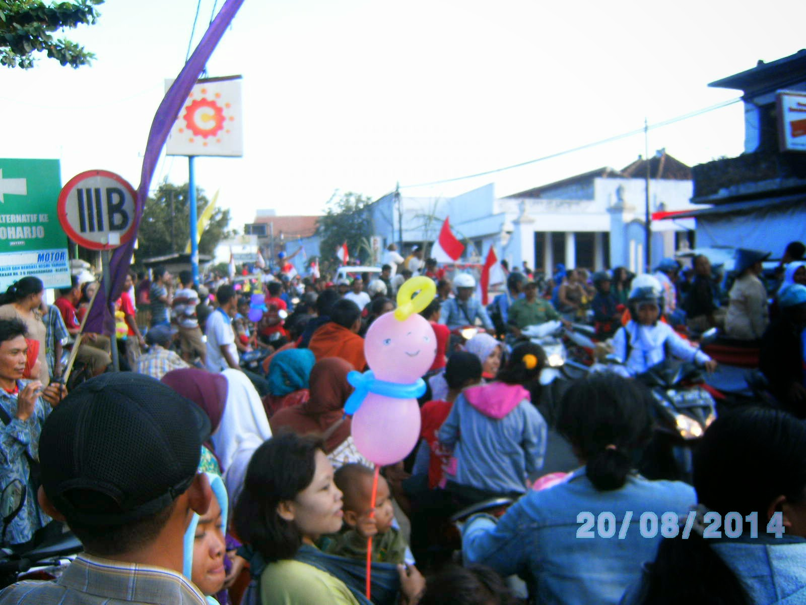 Pawai Karnaval  Klaten