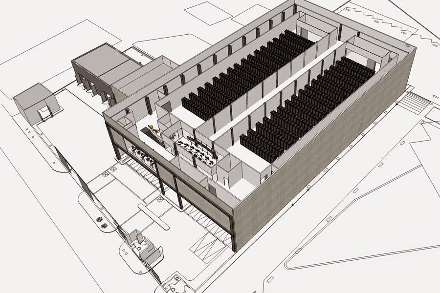 Data Center Floor Plans Using Visio to draw data center floor plans ...