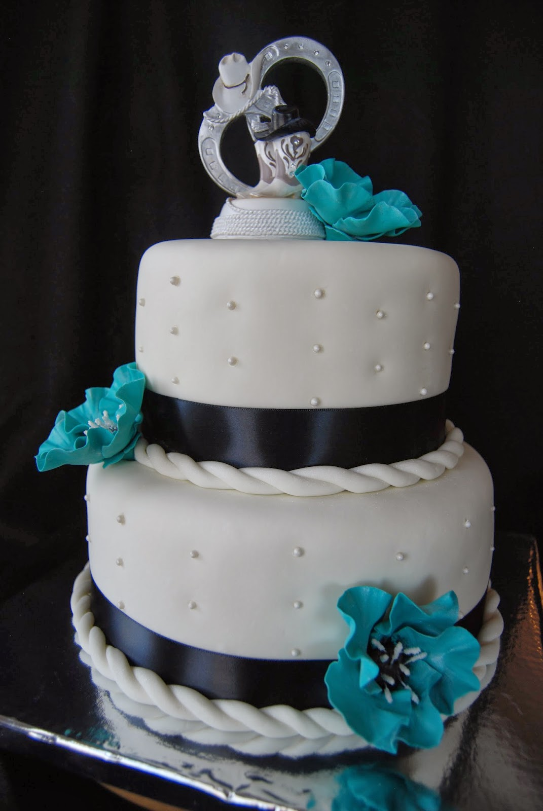 Western Wedding Cakes