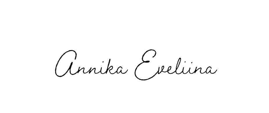 annika eveliina