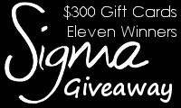 Sigma Brushes Coupon Code and Giveaway 2011