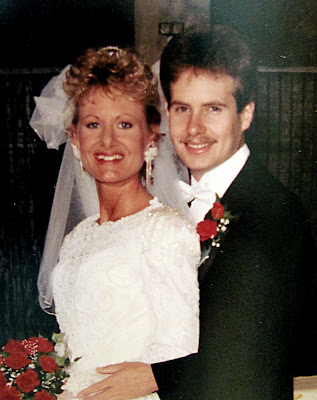 Happy Anniversary, Dad and Mom!