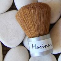 Marina's Ambrosia kabuki brush