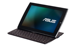 10-inch ASUS Eee Pad Slider unveiled with Android 3.0 Honeycomb