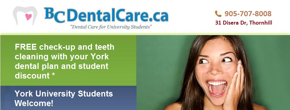 York University Dental Plan