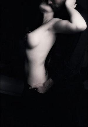 Extensión de mi Pecado... Serpiente de piel que la engarza, que la siente, la presiente...