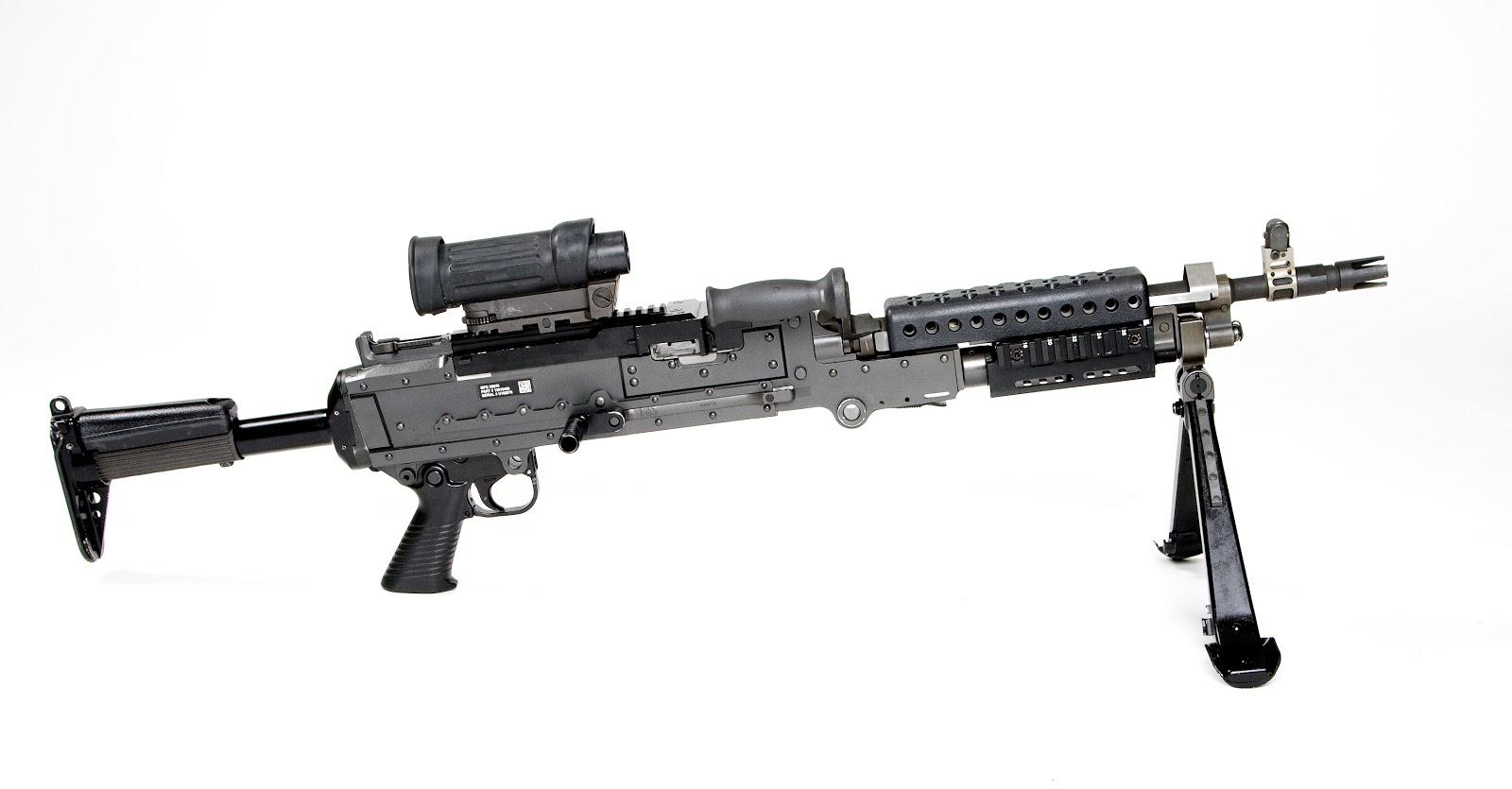 m241 machine gun