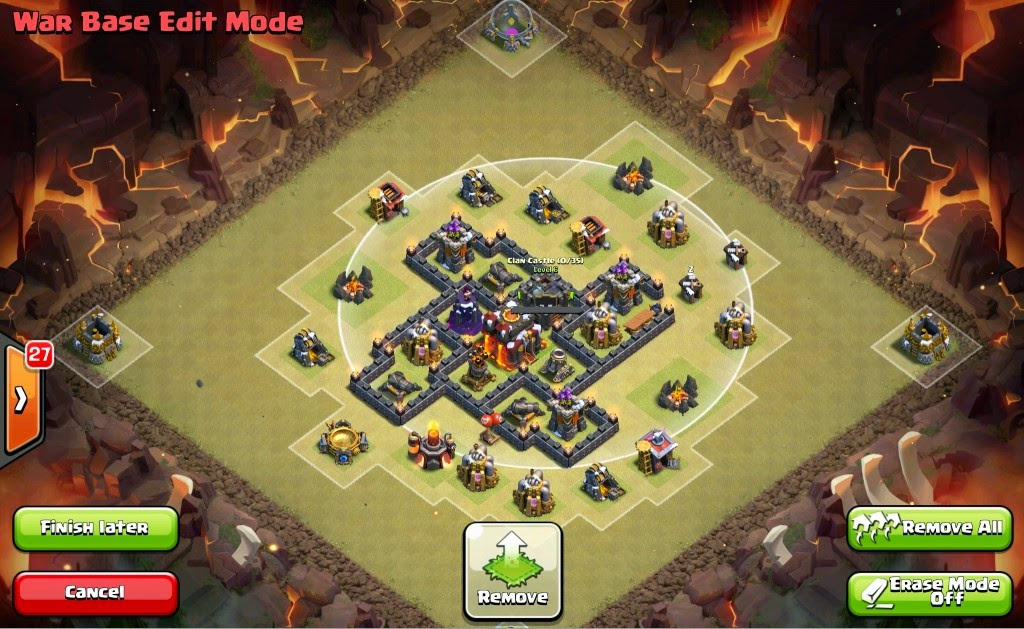 War Base TH 5