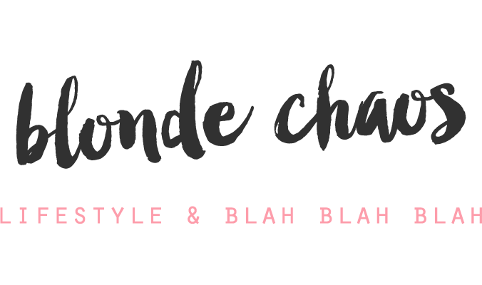 Blonde Chaos