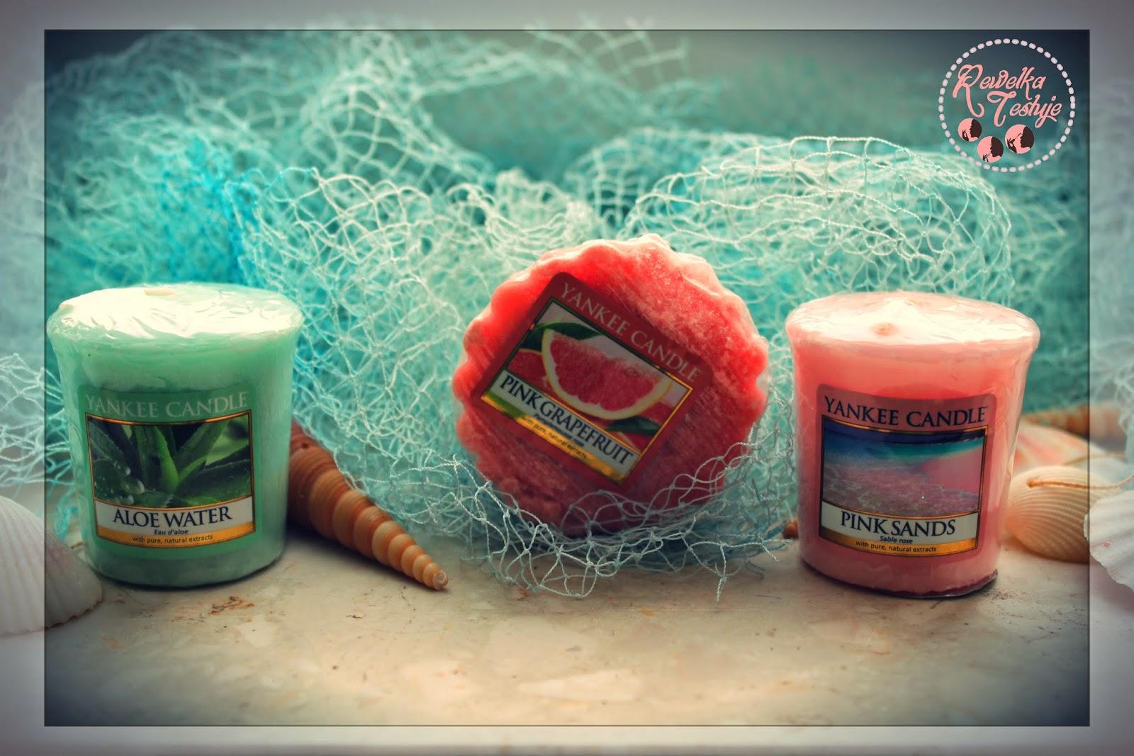 Yankee candle - nowości w mojej kolekcji :)