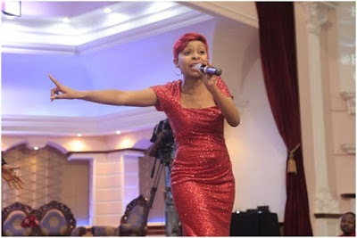Size 8 performing in jcc church