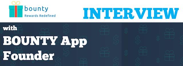 satish medapati bounty app founder