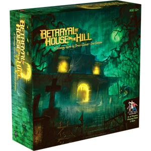 Betrayal at House on the Hill Box