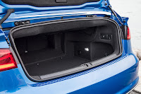 Audi A3 Cabriolet trunk