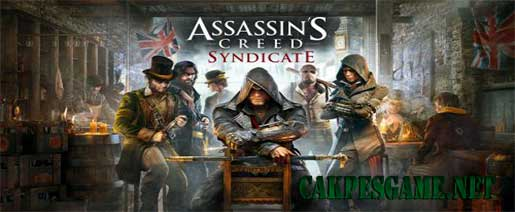Assassins Creed Syndicate Full Crack +Update v1.31 incl DLC-CODEX