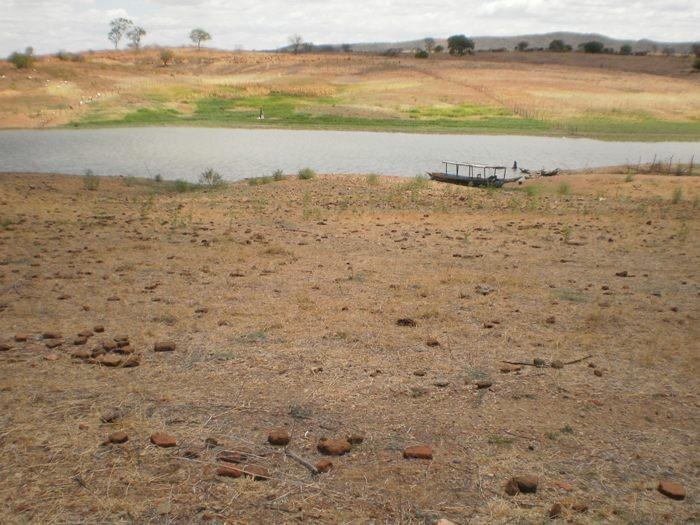 Campina Grande está a beira do colapso da falta de água