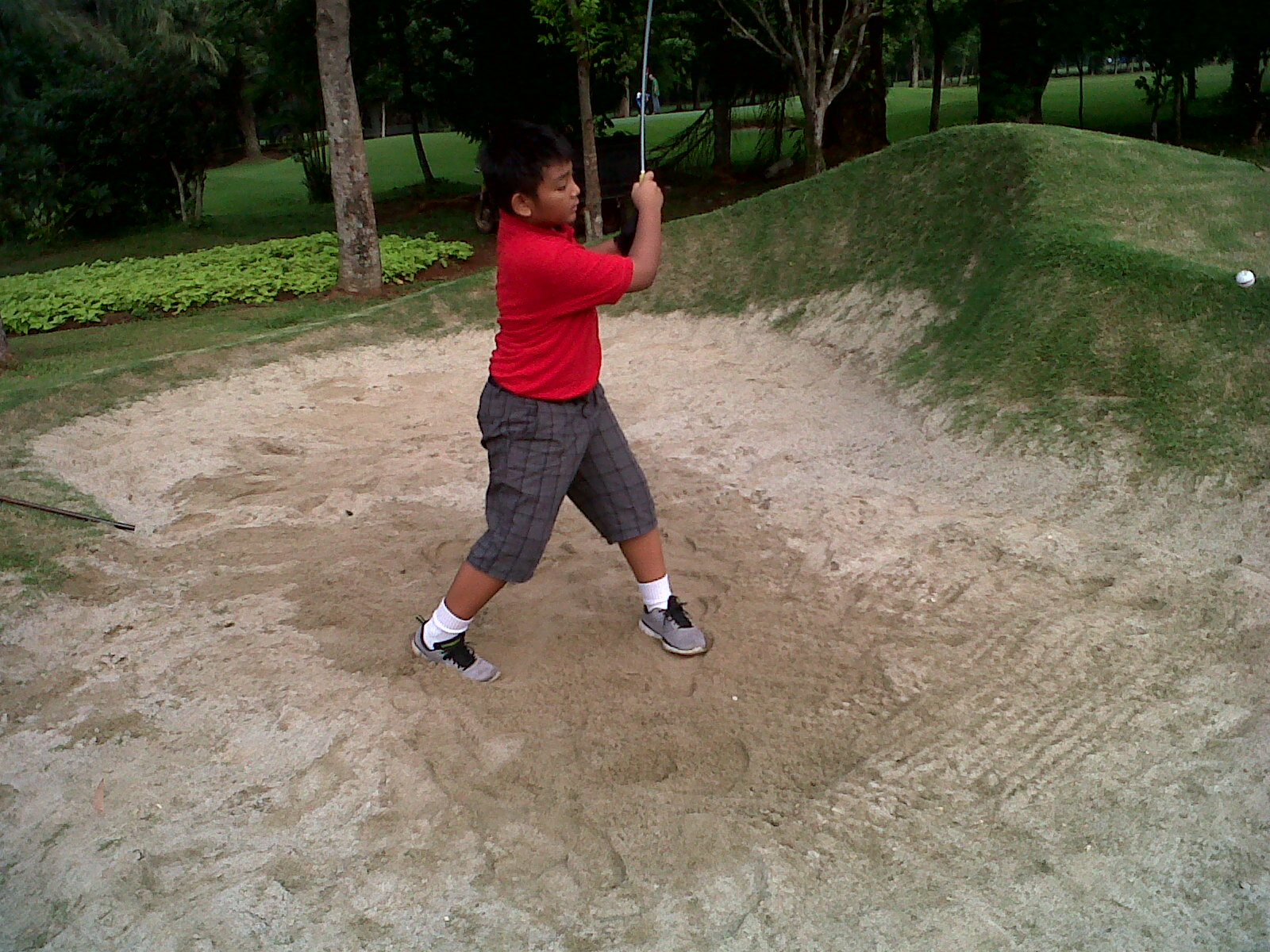 ALUMNI PRIVAT GOLF JUNIOR