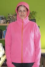 Hot Pink Hoodie!
