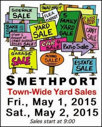 5-1/2 Smethport Town Wide Sale