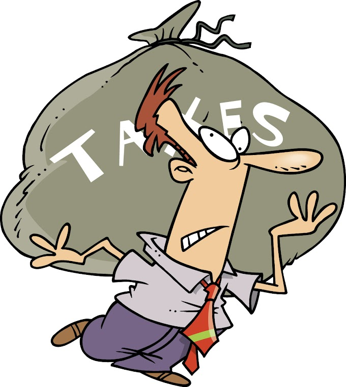 What Kind Of Taxes Do We Pay?
