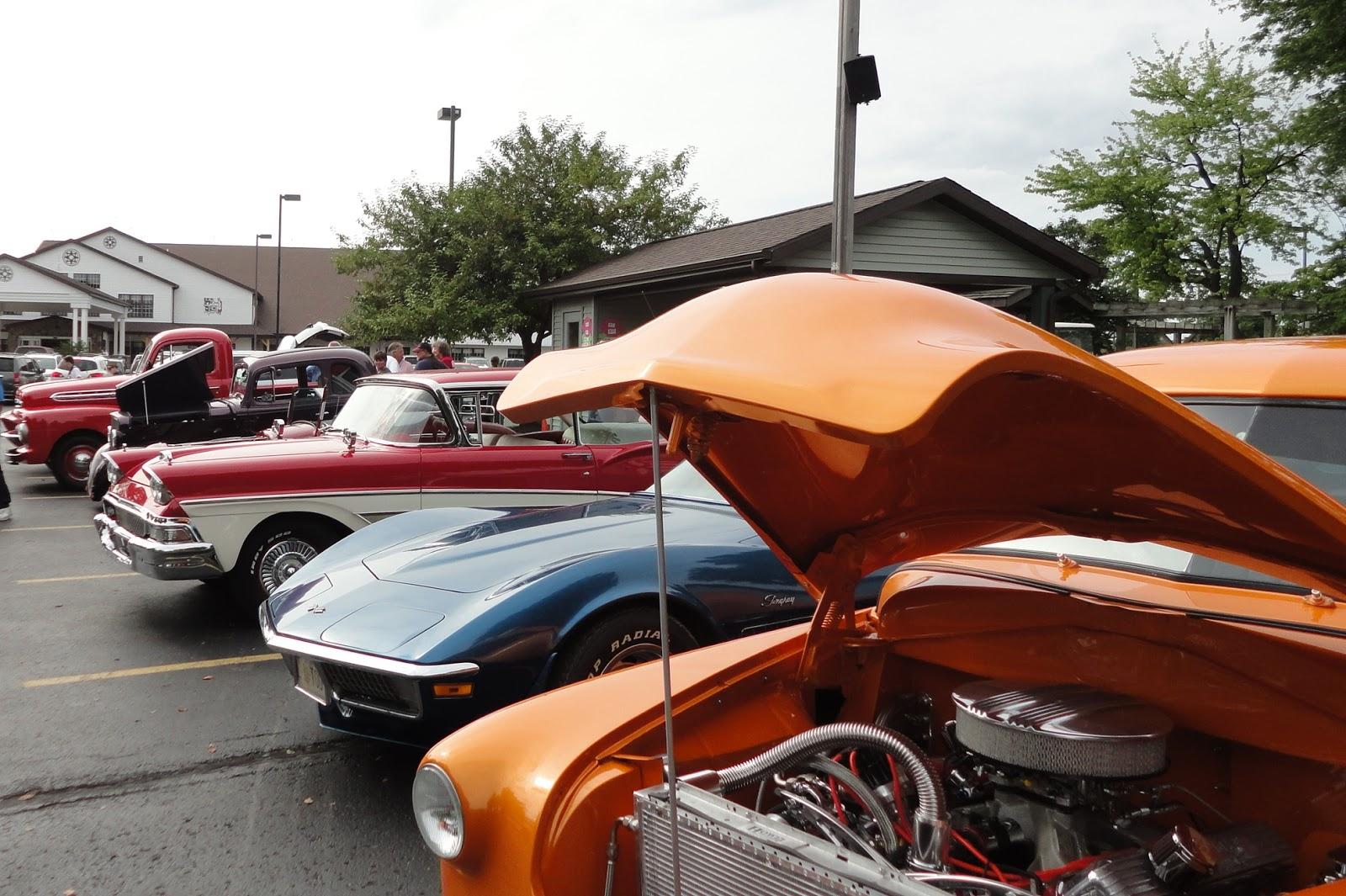 Essenhaus Car Show