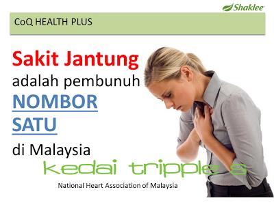 Suplemen dan vitamin untuk sakit jantung