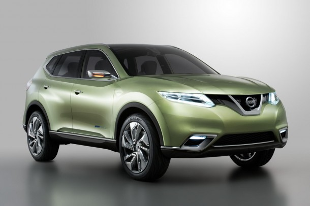 New Nissan Qashqai in 2014 - Garage Car