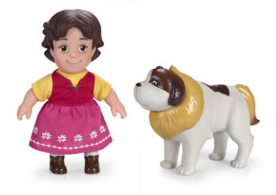 TOYS: JUGUETES - HEIDI Heidi y Niebla | Muñeca y Perro Producto Oficial Serie Television 2015 | Famosa 700012251 A partir de 2 años | Comprar en Amazon España